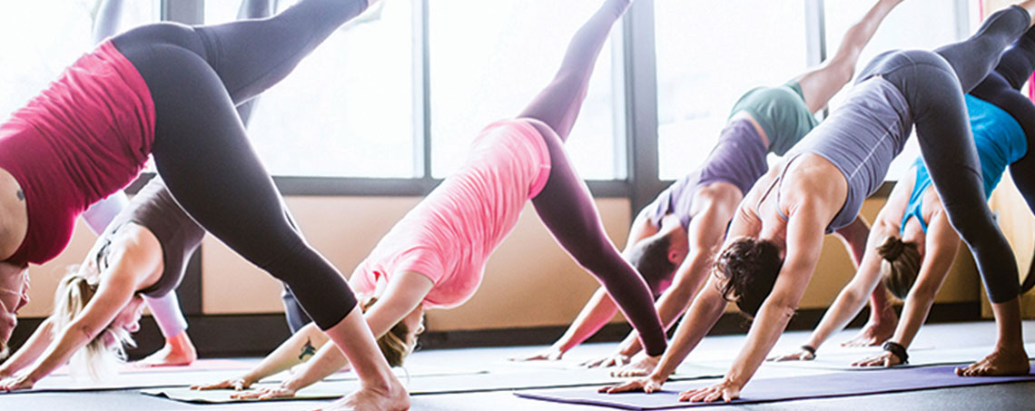 Find Workouts with Bay Club: Marin