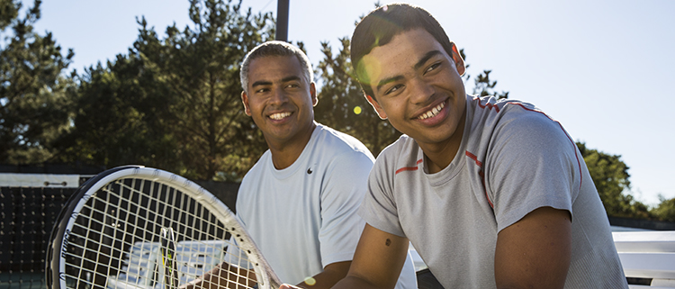 Find Workouts with Bay Club: SF Tennis